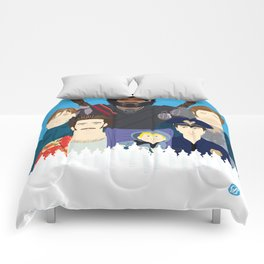 Finding Junior (Faces & Movies) Comforters