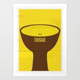 Crusade Art Print