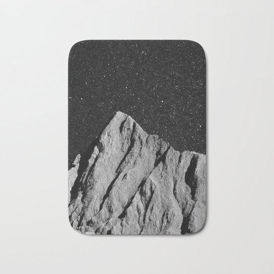 interstellar landscape Bath Mat