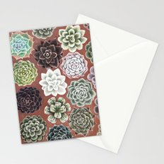 Succulent Life Stationery Cards