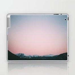 Dusk Mountains Laptop & iPad Skin