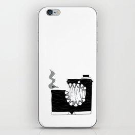 Zombie Boss iPhone Skin