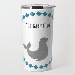 The Bark Club Travel Mug