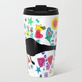 Giraffe World Travel Mug