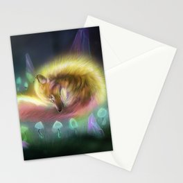 Summoning Circle Stationery Cards