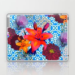 old flowers Laptop & iPad Skin