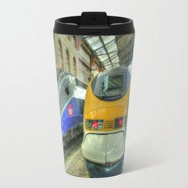 Marseille Trains of Grande Vitesse Travel Mug