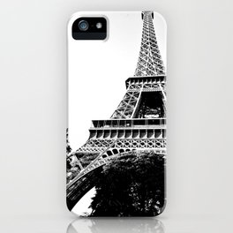 Tour Eiffel Paris  iPhone Case