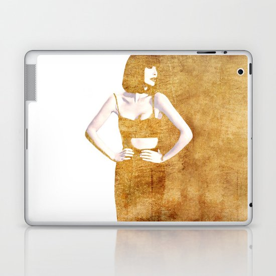 Nina Laptop & iPad Skin