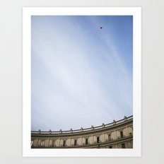 Italian Morning Art Print
