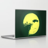 zombie Laptop & iPad Skins featuring Zombie Invasion by Picomodi