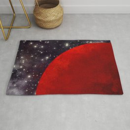 Mars In The Stars Rug