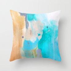 Palette No. Twenty Three Throw Pillow
