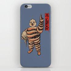 Octopus Michelin iPhone & iPod Skin