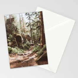 Wild summer - Landscape and Nature Photography Stationery Cards