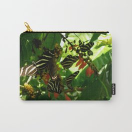 Butterfly Convention. Carry-All Pouch