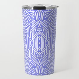 Radiate (Periwinkle) Travel Mug