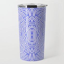 Radiate (Periwinkle) Travel Mug