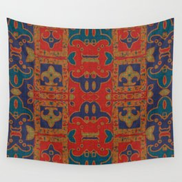 Rich Colors Wall Tapestry