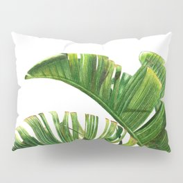 Banana Leaves Pillow Sham
