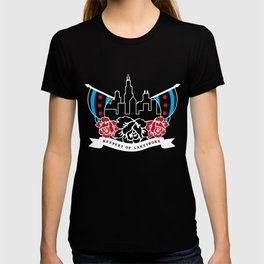 Keepers of Lakeshore (Black) T-shirt