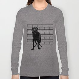 guard dog Long Sleeve T-shirt