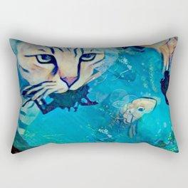 Mouser Gone Bad Rectangular Pillow