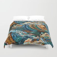 for I Will Catch You! Duvet Cover