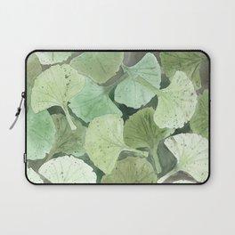 Ginkgo Leaves Laptop Sleeve