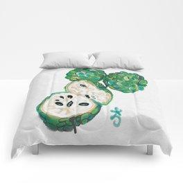 Sweet Sop Sugar Spring Comforters
