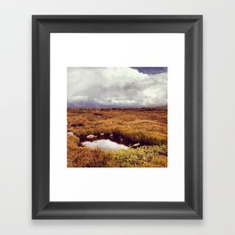Mount Evans Framed Art Print