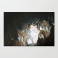 prism Canvas Prints featuring prism by Lunakhods