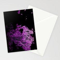 Ultraviolet Nightfall Stationery Cards