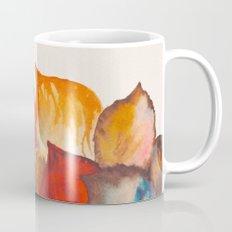 Autumn abstract watercolor 02 Mug
