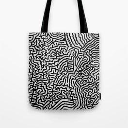 The maze 1 Tote Bag