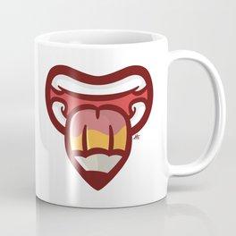 Pencil Mouth Coffee Mug