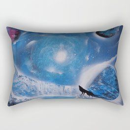 A (Frozen) Night To Remember Rectangular Pillow