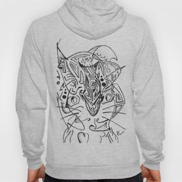 Cat Fish Hoody