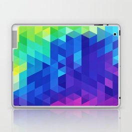 Abstract LGBT Pattern Laptop & iPad Skin