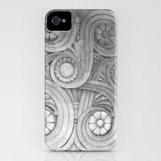Limestone Garden iPhone (4, 4s) Slim Case