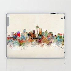 seattle washington Laptop & iPad Skin