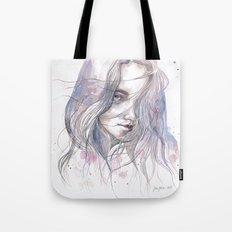 Spring 2015, watercolor Tote Bag