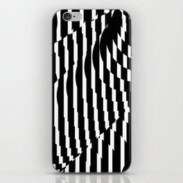 Op Art #1 iPhone Skin