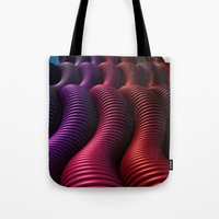 dirty dancing Tote Bags featuring Dirty Dancing by Lyle Hatch