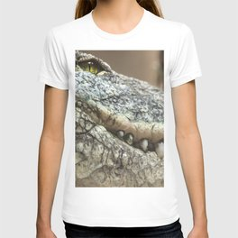 Wildlife Collection: Crocodile T-shirt