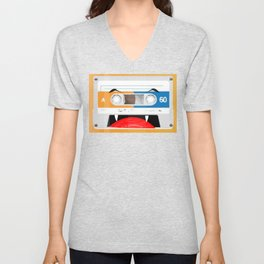 The cassette tape Vampire Unisex V-Neck