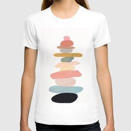 Balancing Stones 22 T-shirt