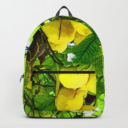 If life gives you lemons... Backpack