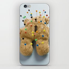 Voodoo Bear iPhone Skin