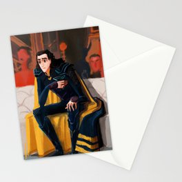 I have to get off this Planet Stationery Cards